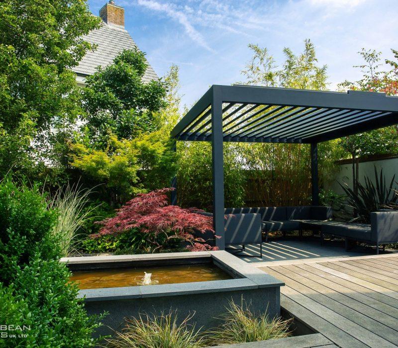 CB - Classic Outdoor Living Pod - Grey - 4