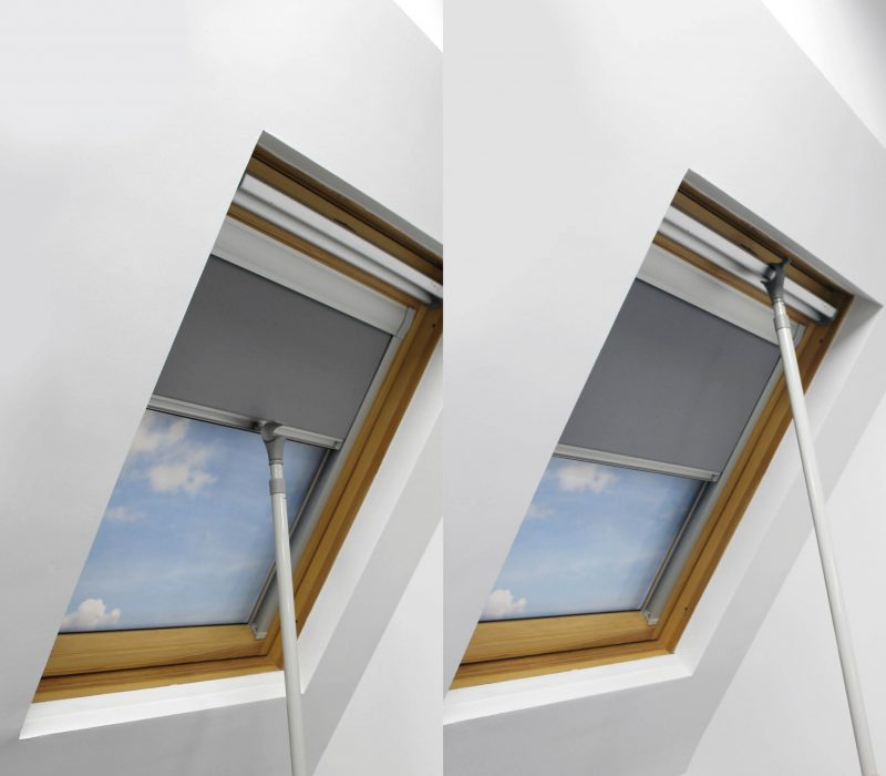 Skylight, 2M pole